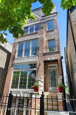 1035 N Hermitage Unit 3, Chicago, IL 60622 East Village