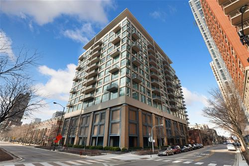 125 E 13th Unit 505, Chicago, IL 60605 South Loop