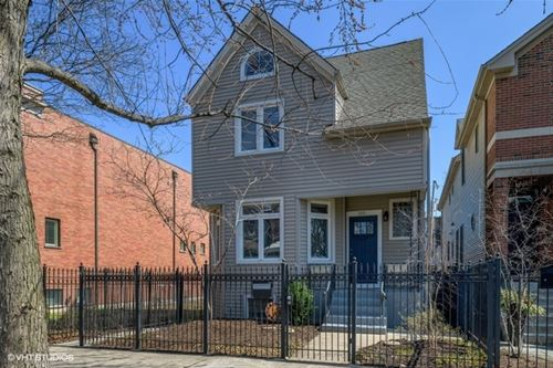 3331 N Bell, Chicago, IL 60618 Roscoe Village
