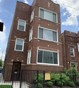 2439 W Foster, Chicago, IL 60625 Ravenswood