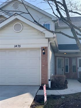 1475 Golfview, Glendale Heights, IL 60139