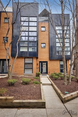 2046 W Willow Unit A, Chicago, IL 60647 Bucktown
