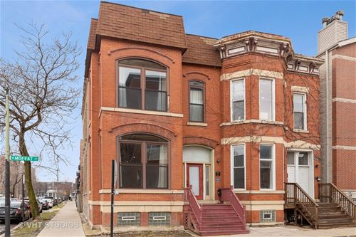 2320 W Moffat, Chicago, IL 60647 Bucktown