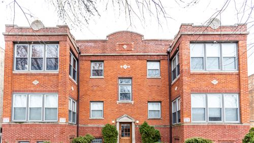 4503 N Springfield Unit 2, Chicago, IL 60625 Albany Park