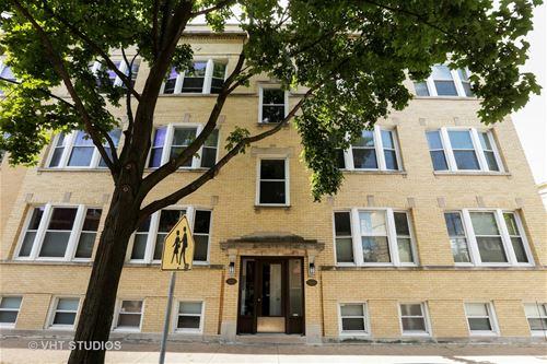 4110 N Wolcott Unit 3, Chicago, IL 60613