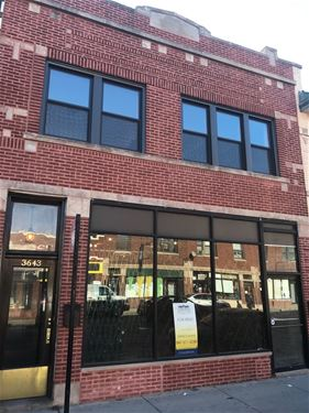 3643 W Lawrence Unit 2, Chicago, IL 60625 Albany Park