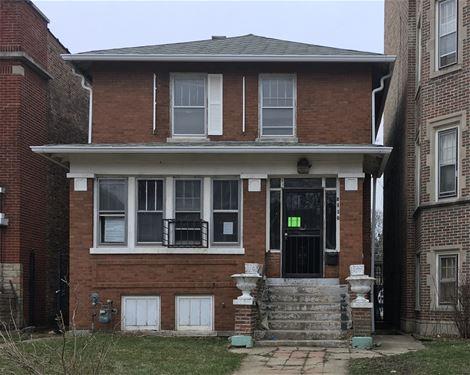 8110 S Vernon, Chicago, IL 60619 Chatham