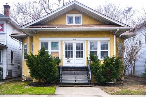 611 S East, Oak Park, IL 60304