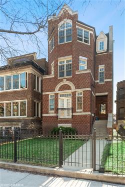 1223 W Farwell Unit 3, Chicago, IL 60626 Rogers Park