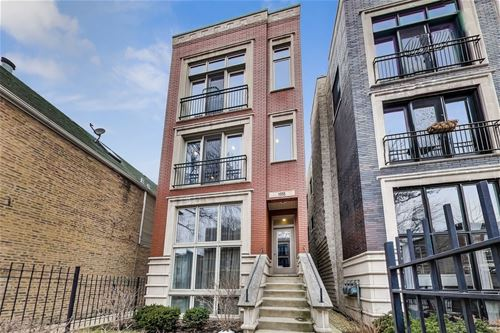 1055 N Hermitage Unit 2, Chicago, IL 60622 East Village
