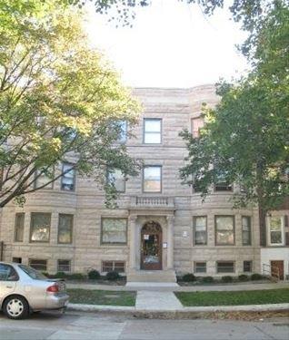 851 W Grace Unit 2, Chicago, IL 60613 Lakeview