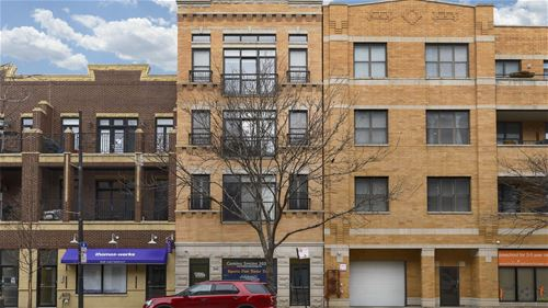 2046 W Belmont Unit 3, Chicago, IL 60618 Roscoe Village