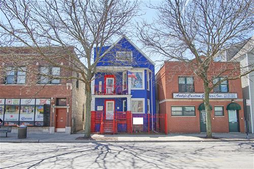 3505 W Montrose, Chicago, IL 60618 Irving Park
