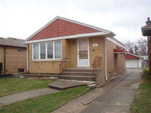 3837 W 80th, Chicago, IL 60652 Ashburn