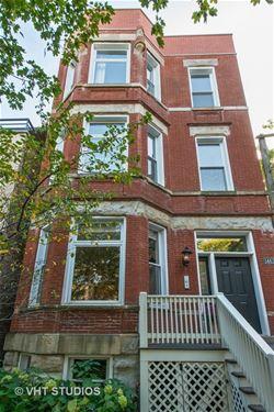 1463 W Cuyler Unit 1, Chicago, IL 60613 Graceland West