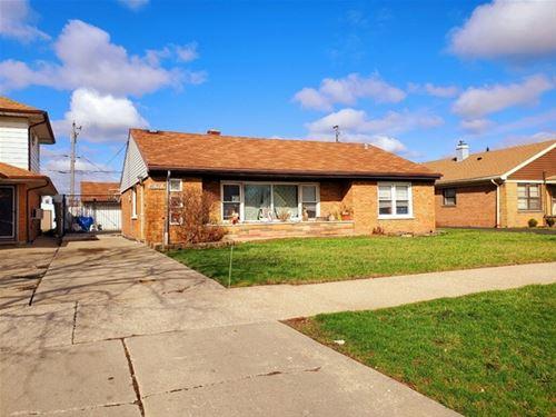 7828 S Kilpatrick, Chicago, IL 60652 Scottsdale