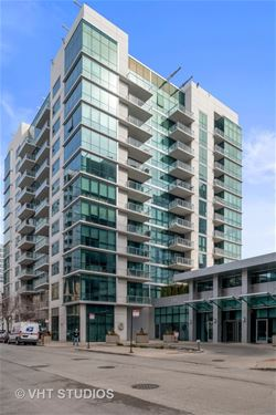 125 S Green Unit 601A, Chicago, IL 60607 West Loop