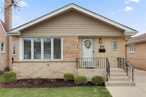 7251 W Olive, Chicago, IL 60631 Norwood Park
