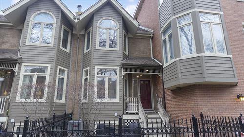 1238 W Fletcher Unit J, Chicago, IL 60657