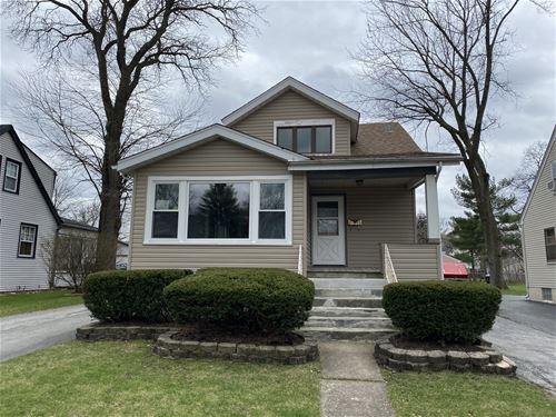 1635 Linden, Homewood, IL 60430