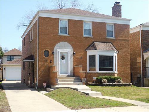 10819 S Washtenaw, Chicago, IL 60655 West Morgan Park