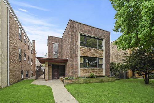 2545 W Lunt Unit 1, Chicago, IL 60645 West Ridge