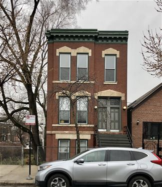 1456 N Paulina Unit B, Chicago, IL 60622 Wicker Park