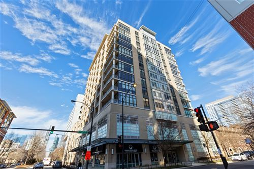 212 E Cullerton Unit 802, Chicago, IL 60616 South Loop
