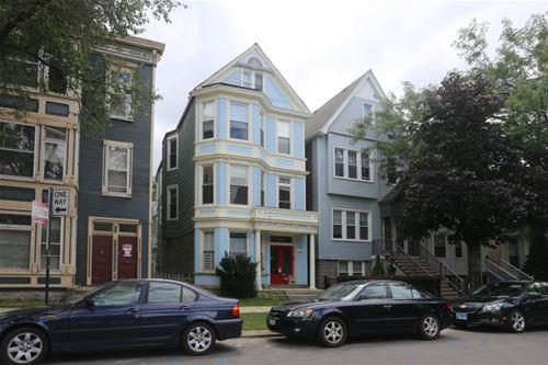 1019 W Newport Unit 3, Chicago, IL 60657 Lakeview