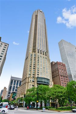 800 N Michigan Unit 2502, Chicago, IL 60611 Gold Coast