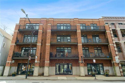 2107 W Belmont Unit 4A, Chicago, IL 60618 Hamlin Park