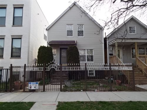 1726 N Monticello, Chicago, IL 60647 Logan Square