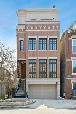 2139 W Webster, Chicago, IL 60647 Bucktown