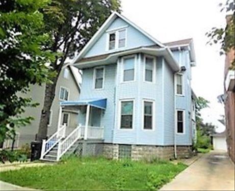 3926 W Byron Unit 1, Chicago, IL 60618 Irving Park