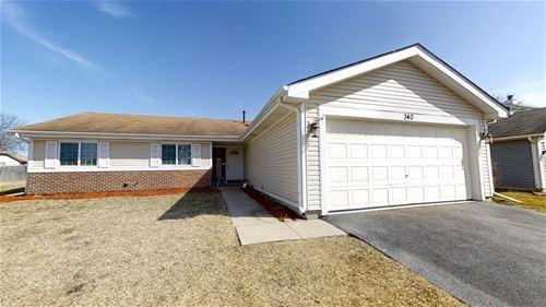 340 Lakeside, Bolingbrook, IL 60440