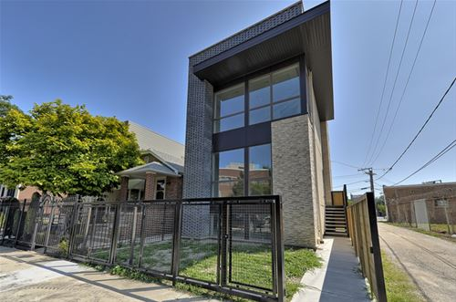 533 N Artesian, Chicago, IL 60612 Smith Park