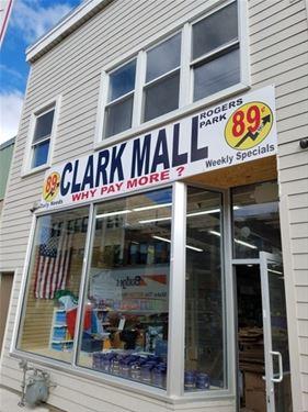 7055 N Clark, Chicago, IL 60626 Rogers Park