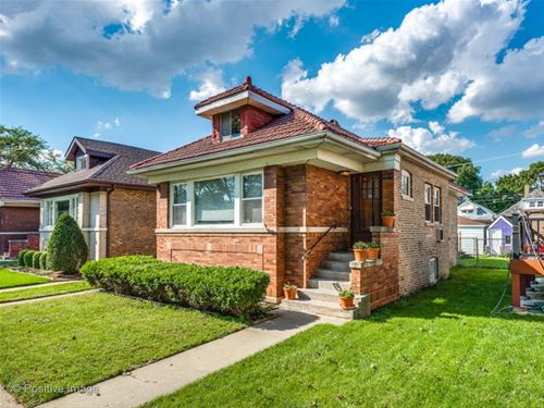5342 W Hutchinson, Chicago, IL 60641 Portage Park