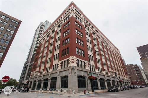 732 S Financial Unit 214, Chicago, IL 60605 South Loop