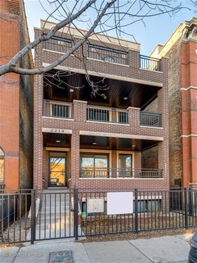 2218 N Halsted Unit 2, Chicago, IL 60614