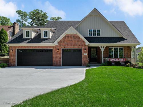 5733 Brookbank (Lot1), Downers Grove, IL 60516
