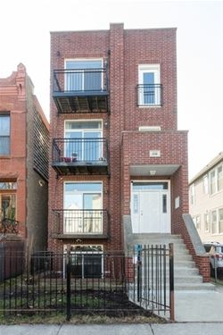 1710 N Whipple Unit 1, Chicago, IL 60647 Logan Square
