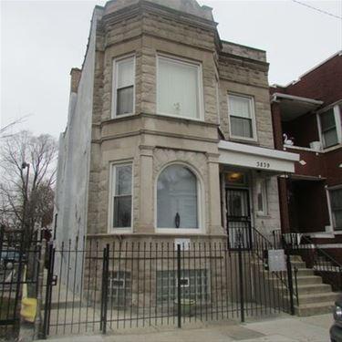 3839 W Washington, Chicago, IL 60624 East Garfield Park