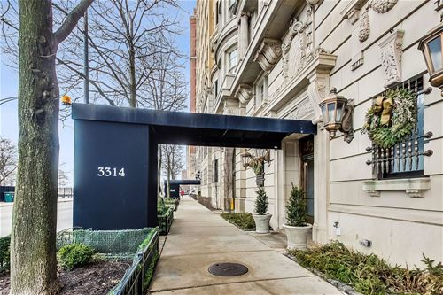 3314 N Lake Shore Unit 2D, Chicago, IL 60657 Lakeview