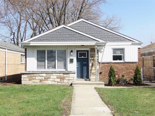 3530 W 81st, Chicago, IL 60652 Ashburn