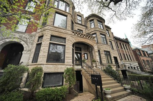 641 W Fullerton Unit GARDEN, Chicago, IL 60614 Lincoln Park