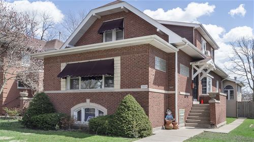 5809 N East Circle, Chicago, IL 60631 Norwood Park
