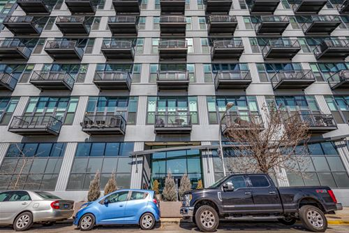 1224 W Van Buren Unit 217, Chicago, IL 60607 West Loop