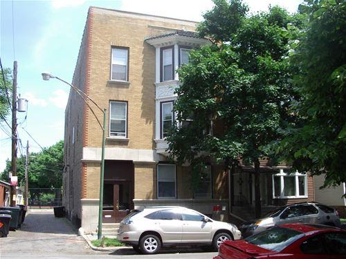 2545 N Seminary Unit GR, Chicago, IL 60614 Lincoln Park