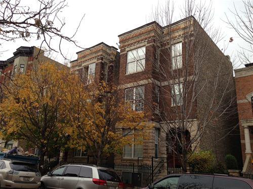 1740 W Huron Unit 3F, Chicago, IL 60622 East Village